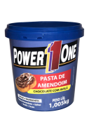 PASTA POWER ONE DE AMENDOIM CHOC AVELA 1,005KG